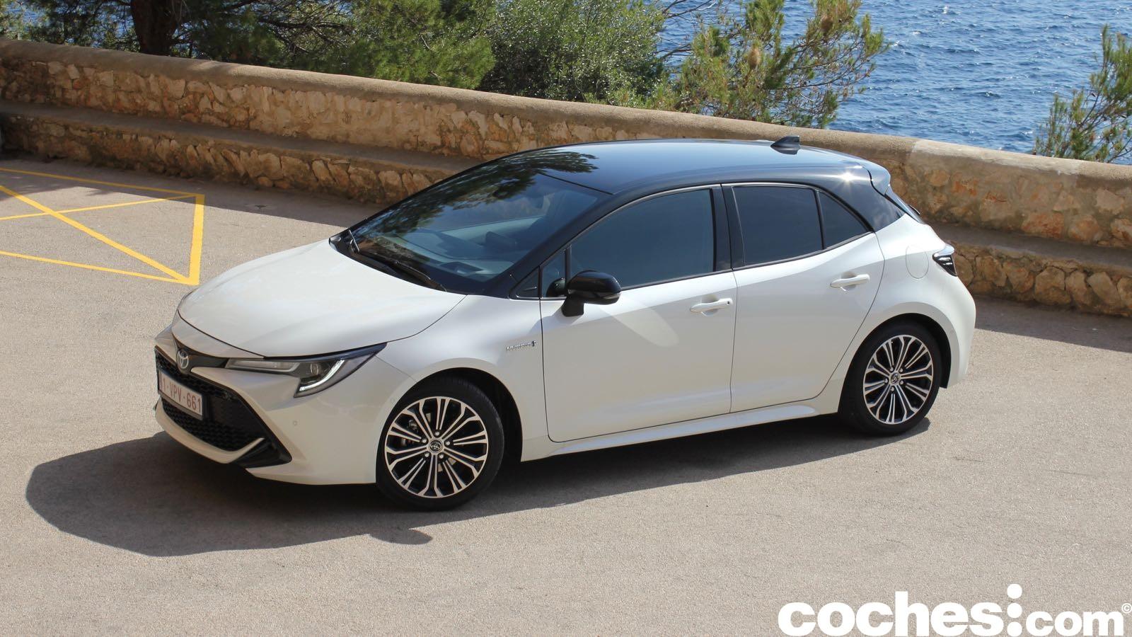 Toyota Corolla 2019 prueba – 19