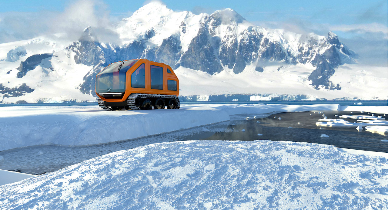 Venturi-Antarctica