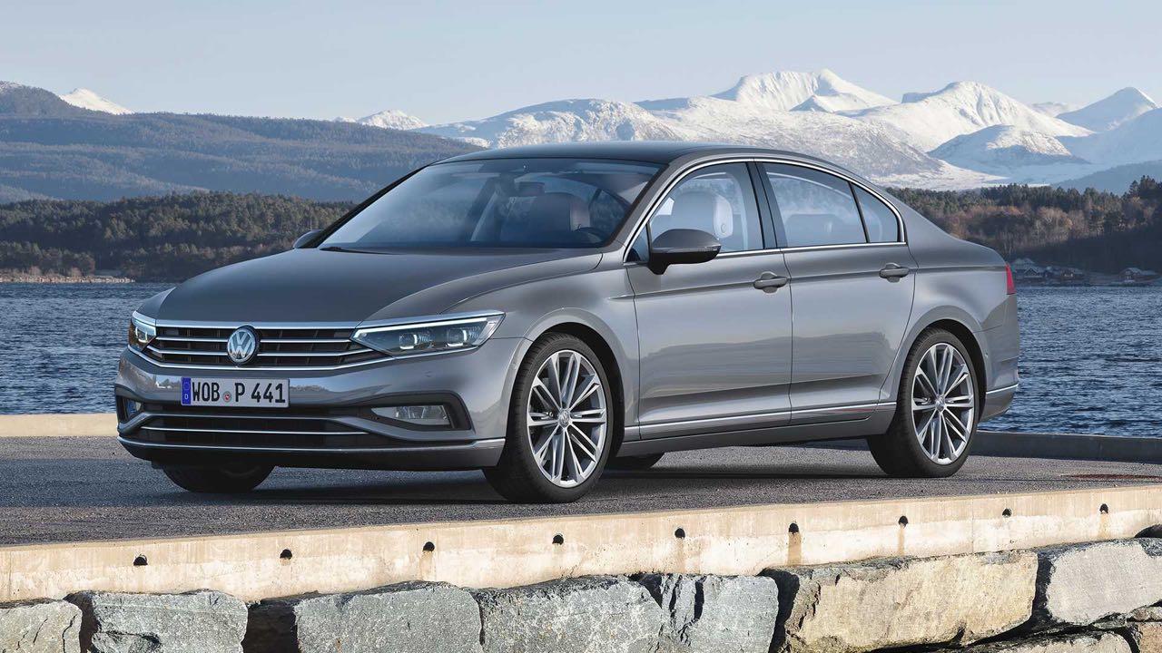 Volkswagen Passat 2019 – 4