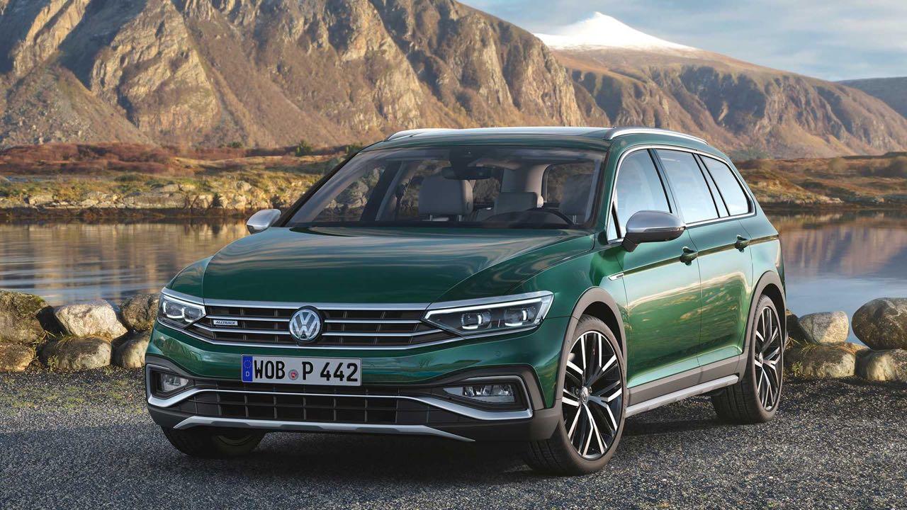 Volkswagen Passat Alltrack 2019 – 10
