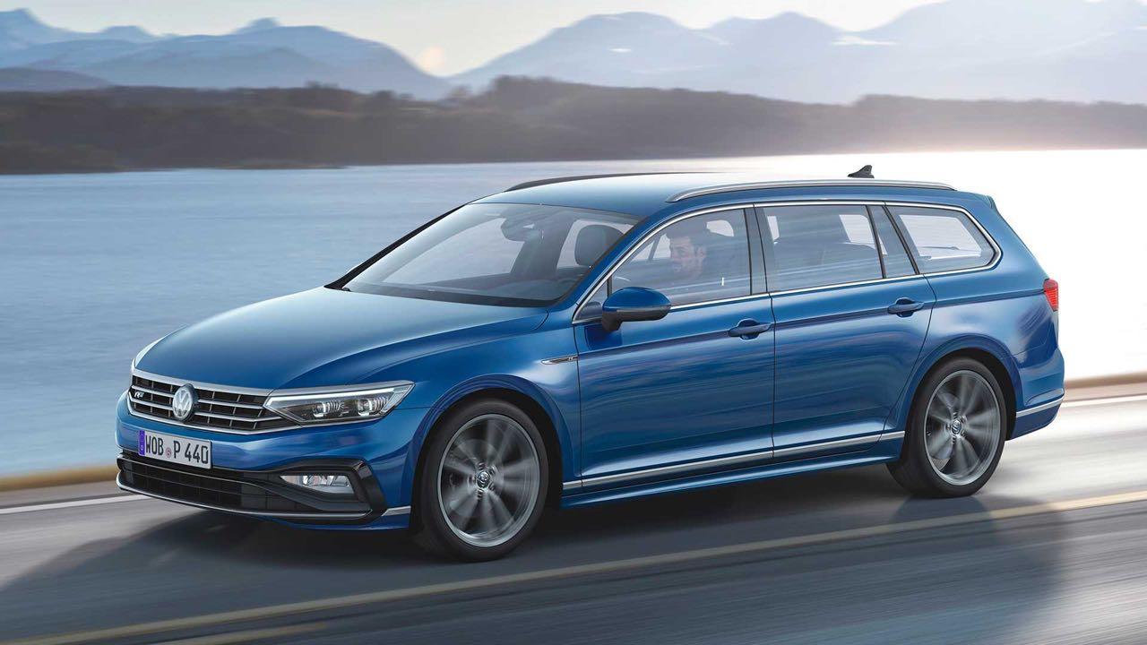Volkswagen Passat Variant R-Line 2019 – 8