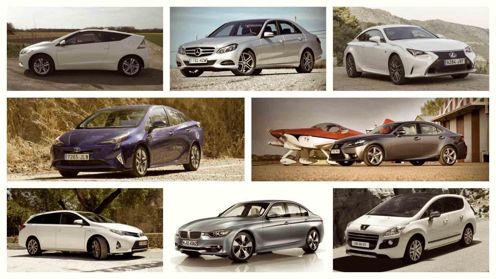 coches hibridos segunda mano
