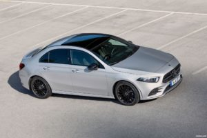 Mercedes Clase A Sedan AMG Line Black 2019