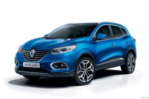 Renault Kadjar Zen Blue 2019