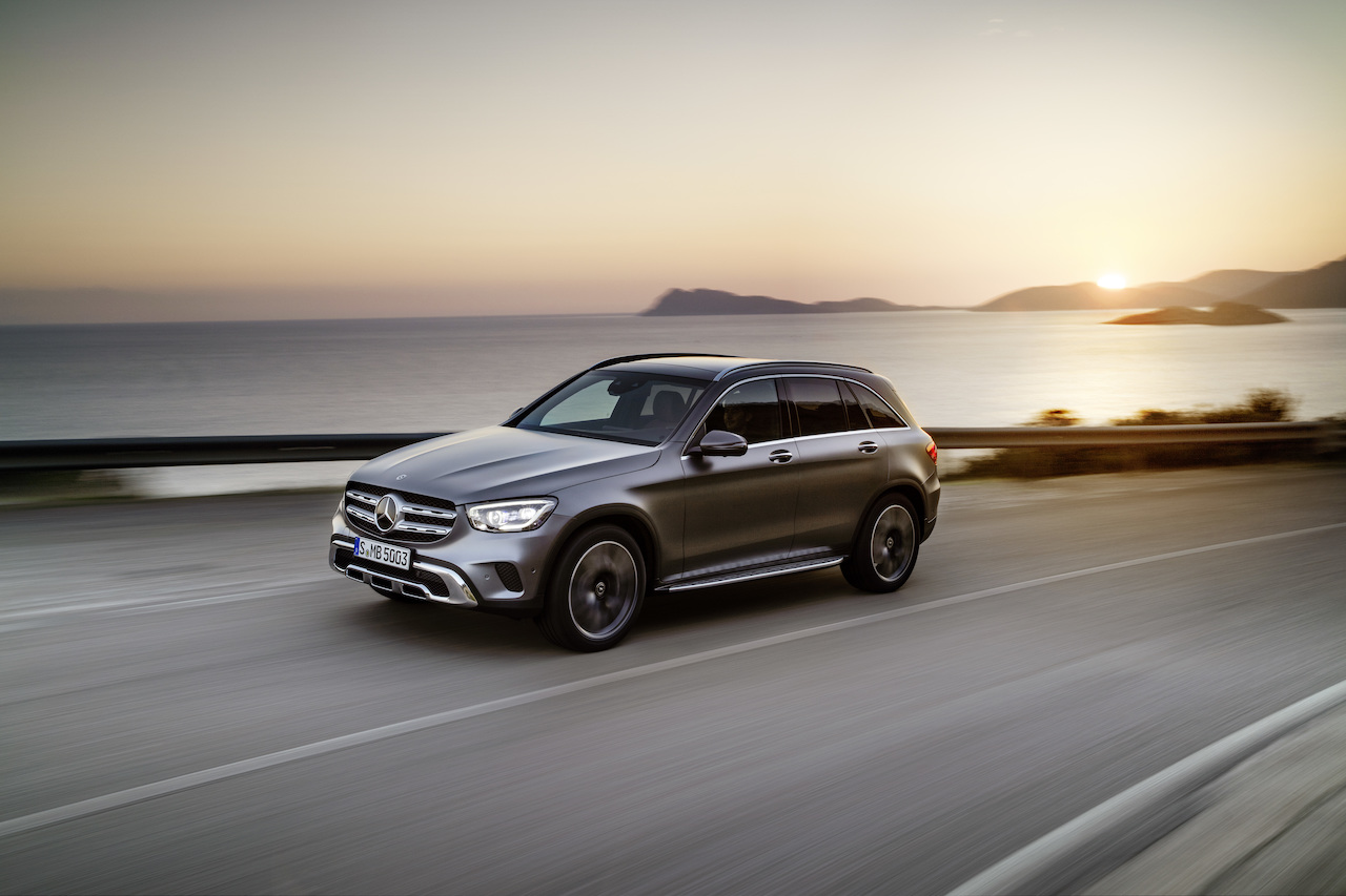 Der neue Mercedes-Benz GLCThe new Mercedes-Benz GLC