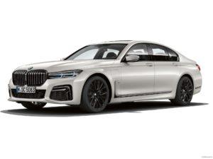 BMW Serie 7 745e M Sport 2019