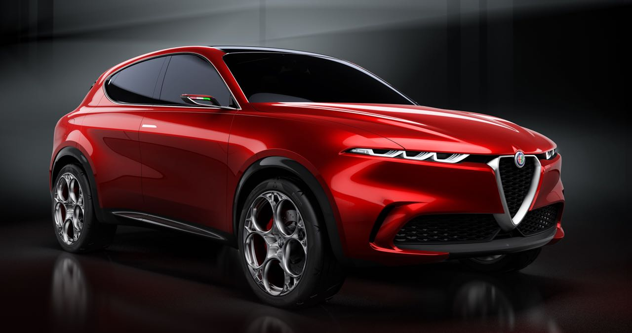 Alfa Romeo Tonale Concept 2019 – 3