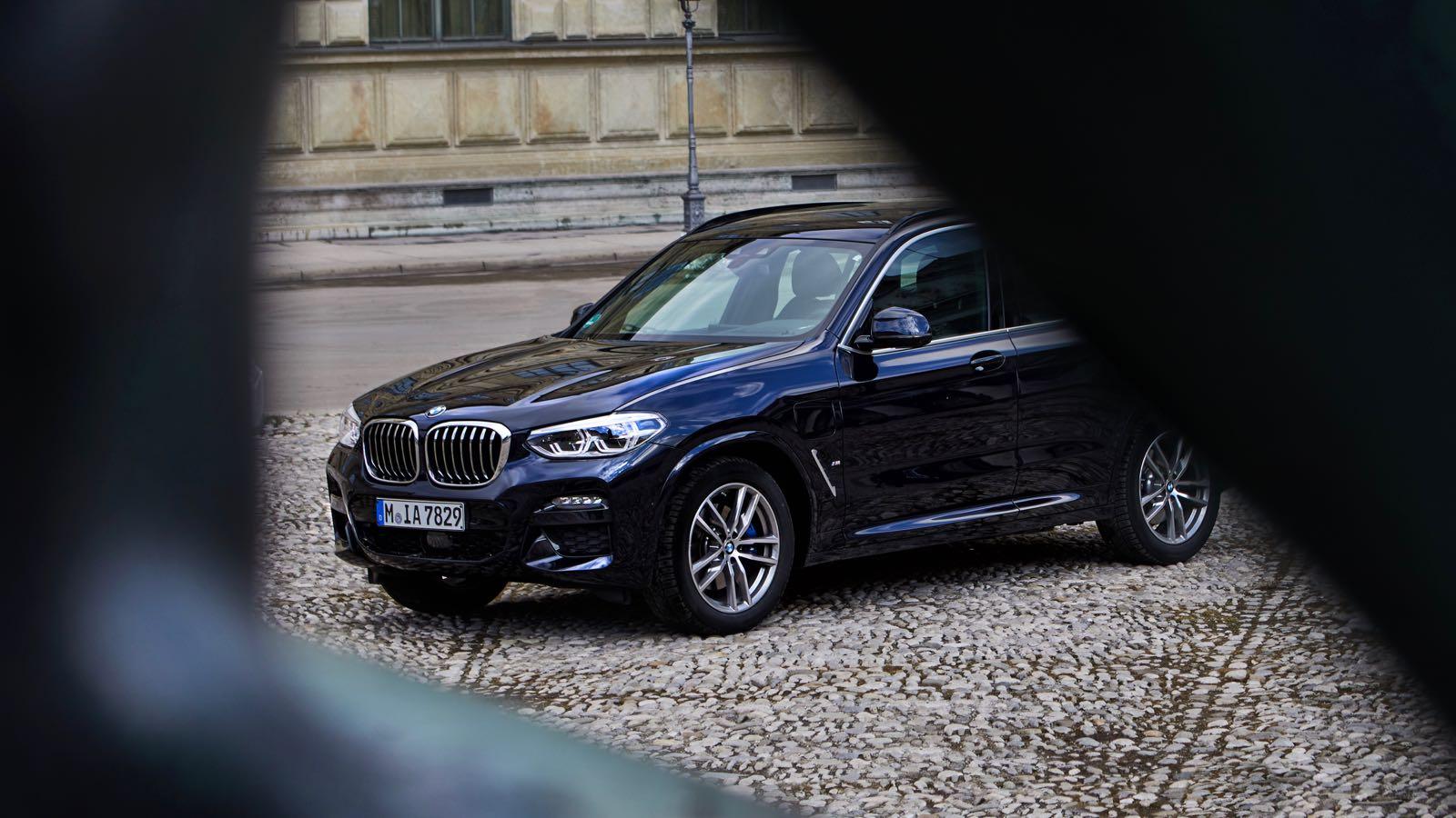 BMW X3 xDrive30e 2019 – 6