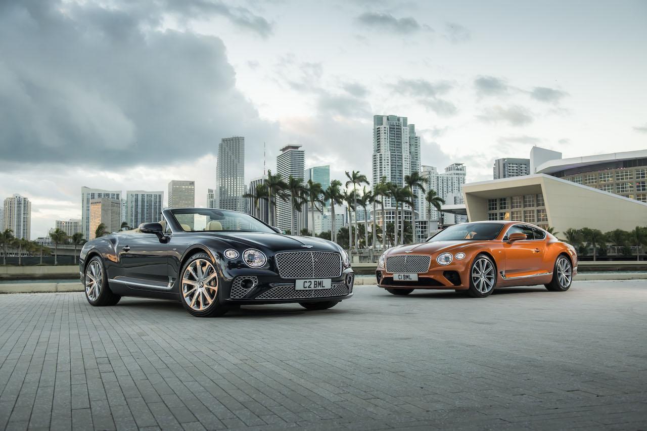 Bentley Continental V8Photo: James Lipman / jameslipman.com