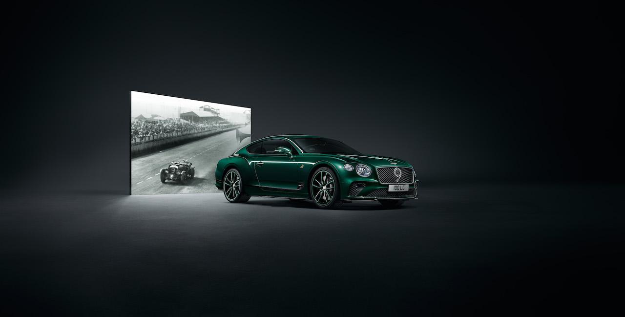 Continental GT No 9 Edition – 3