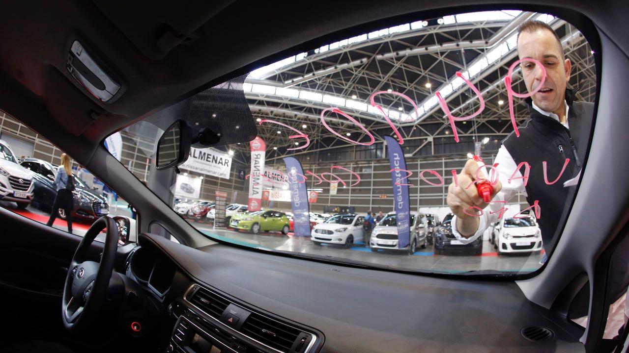 Feria coche segunda mano Valencia – 1