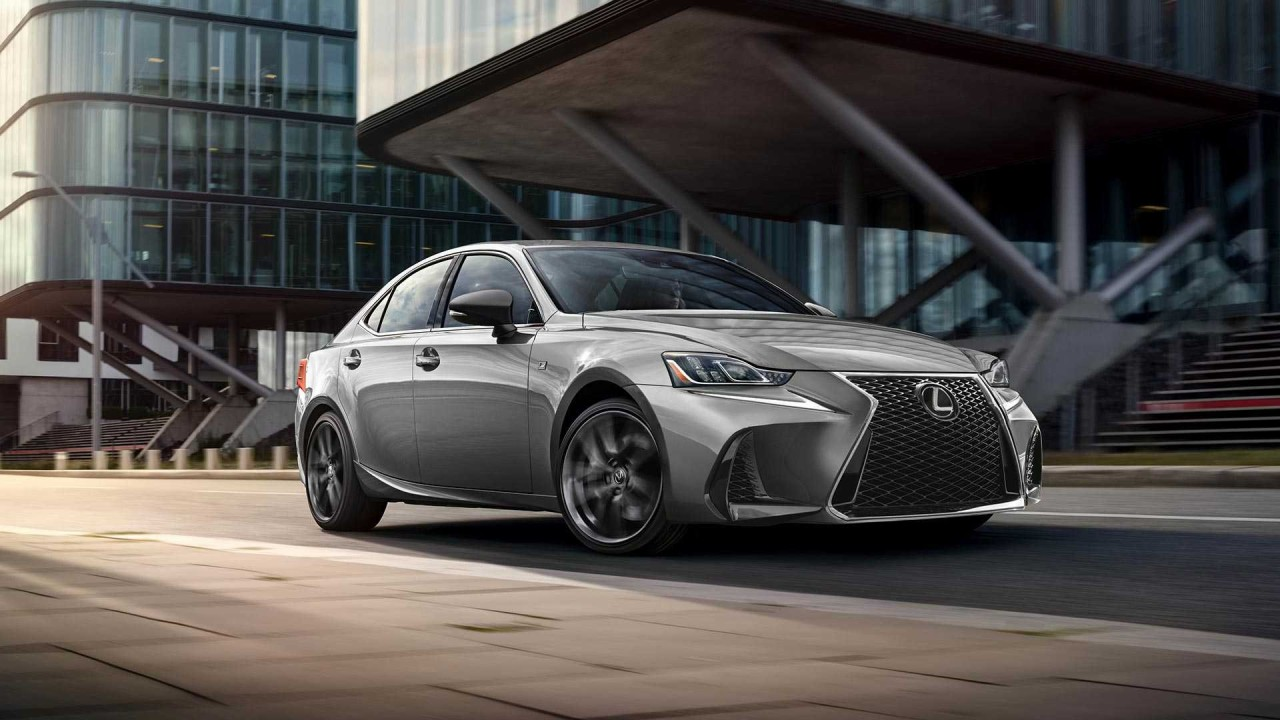 Lexus IS 300 F Sport Black Line Edition (1)