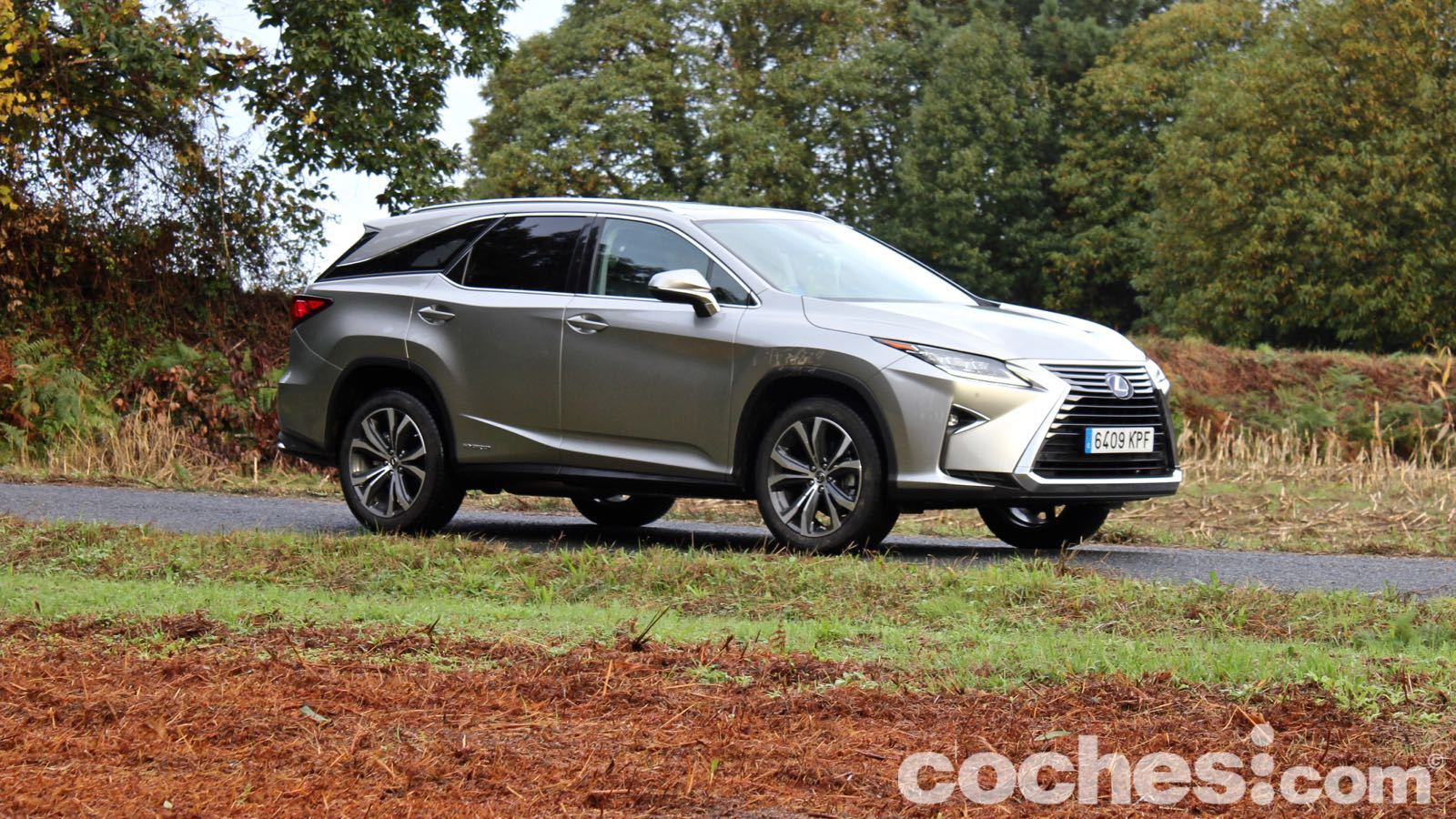 Lexus RX L prueba – 22
