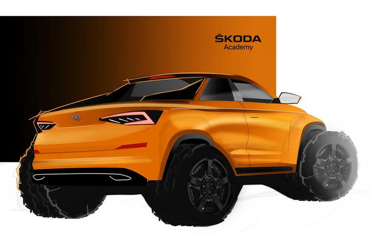 Skoda Kodiaq Pick-up