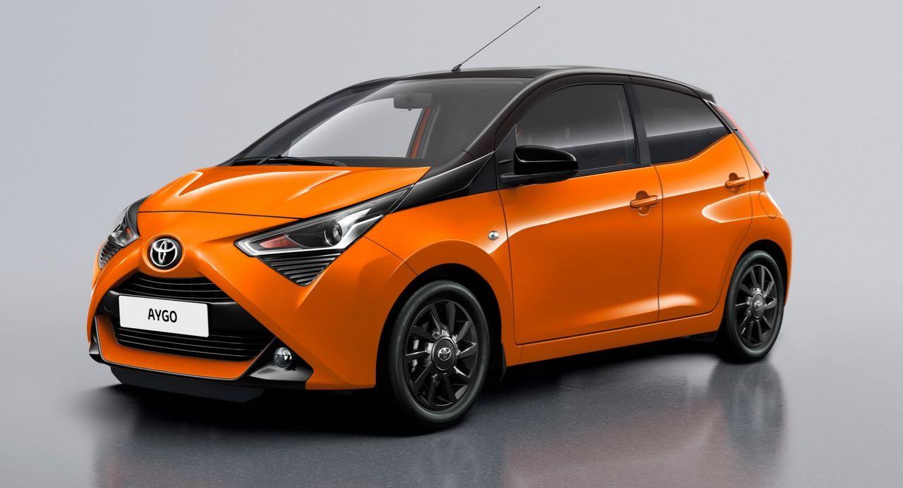Toyota Aygo X-cite 2019 – 1