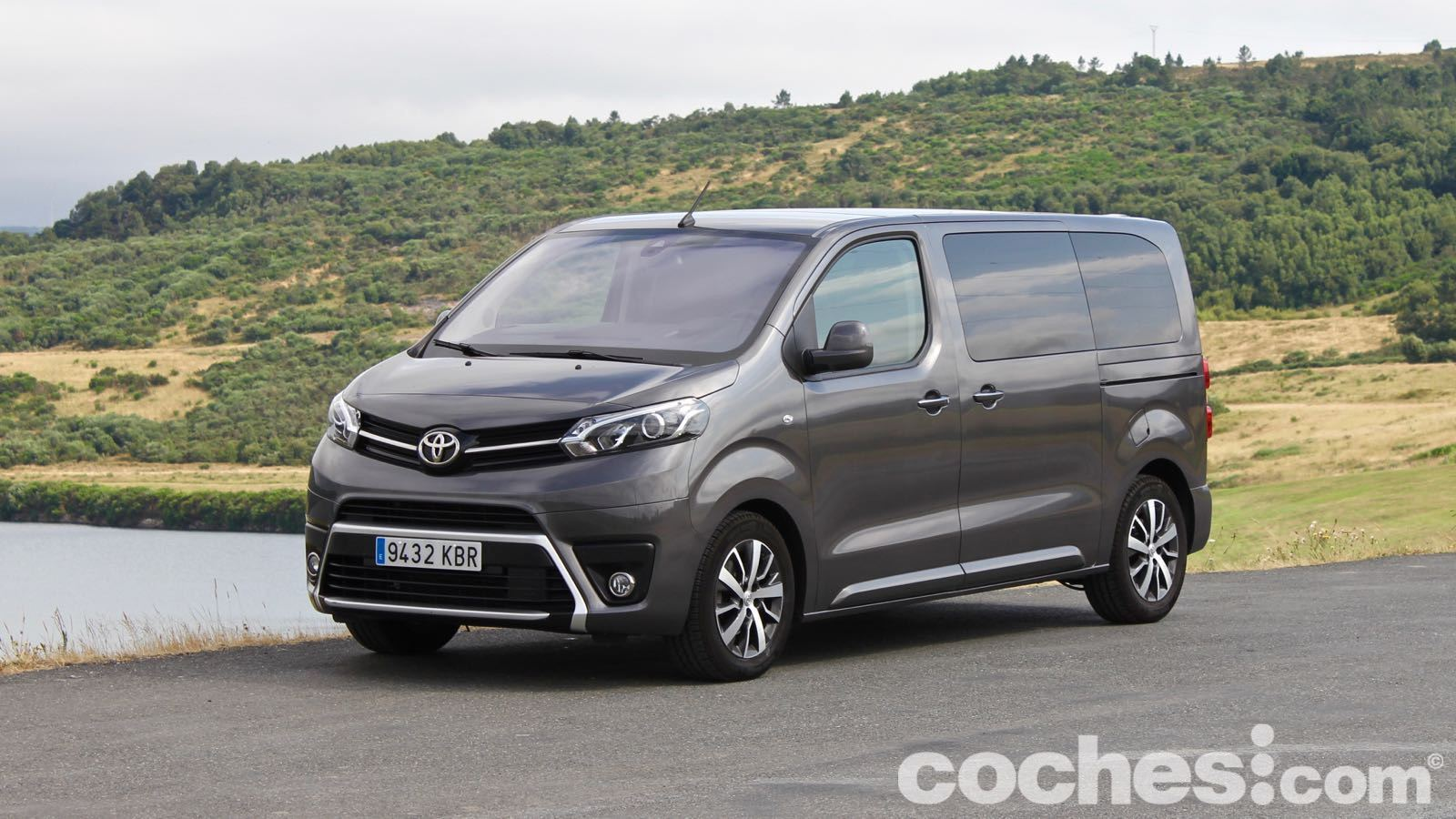 Toyota Proace Verso Family prueba – 3