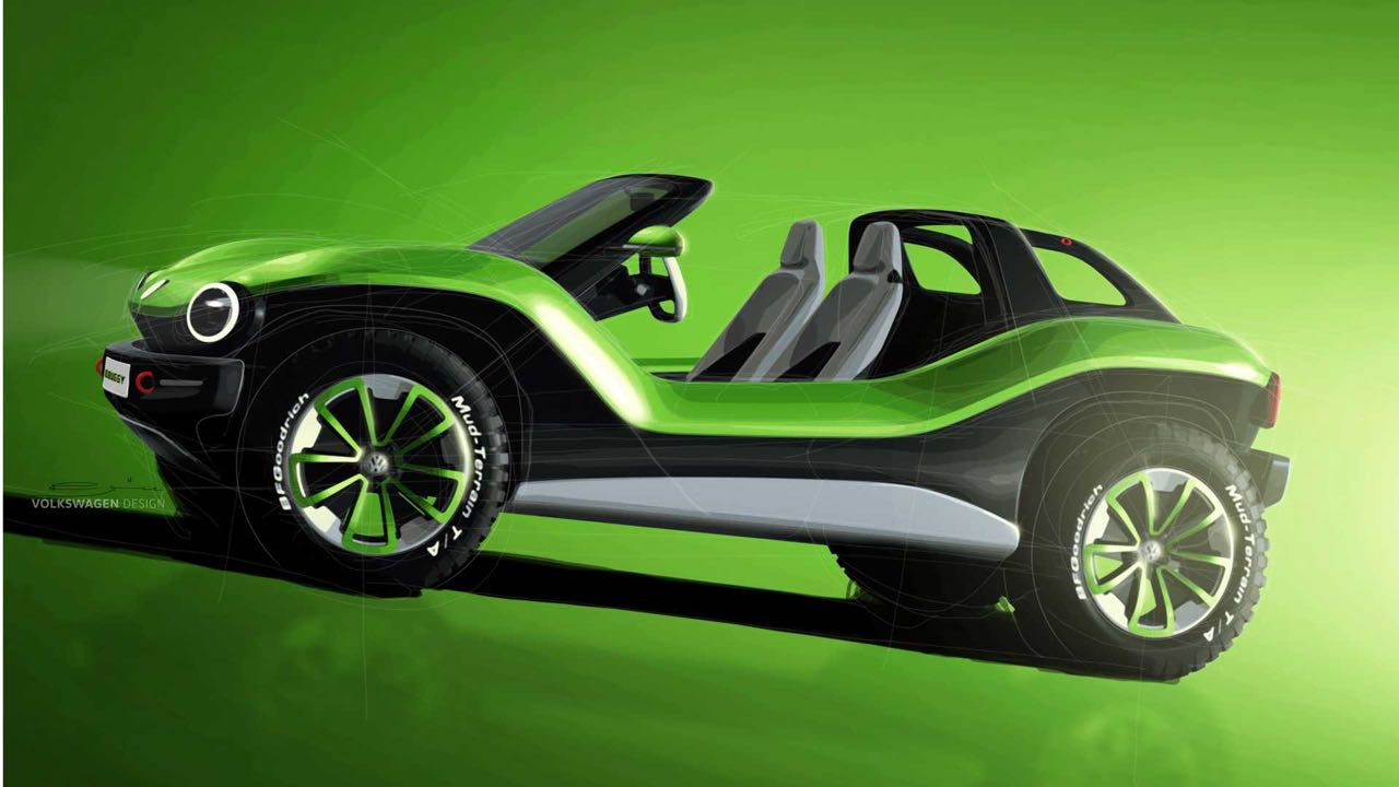 Volkswagen ID Buggy Concept 2019 – 6