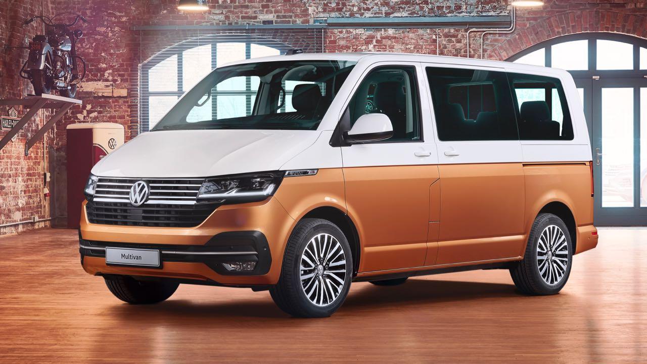 Volkswagen Multivan 2020 – 4