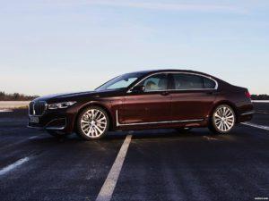 BMW Serie 7 745 Le 2019