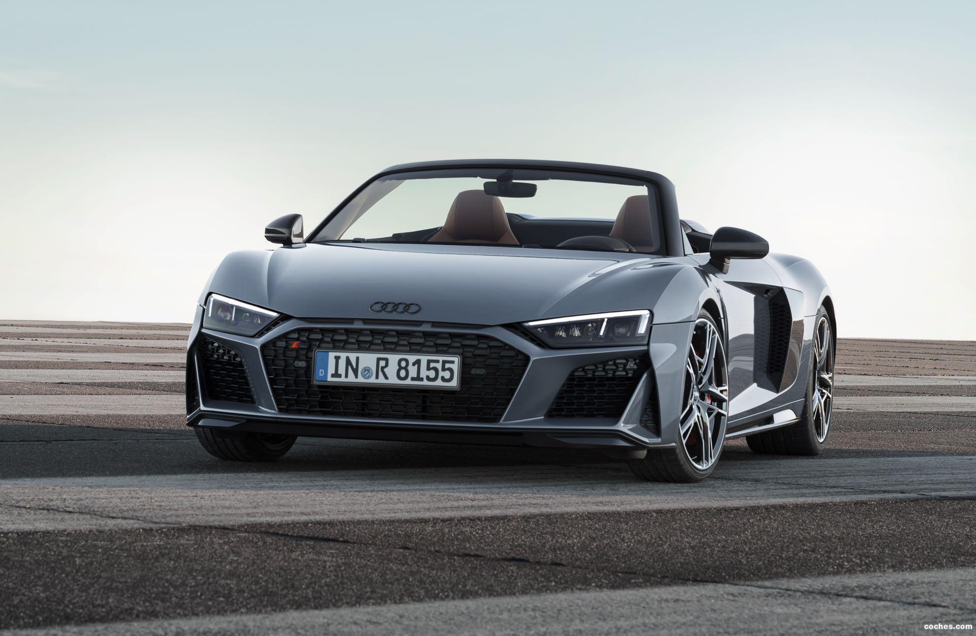 Audi R8 Spyder 2019: precios, motores, equipamientos