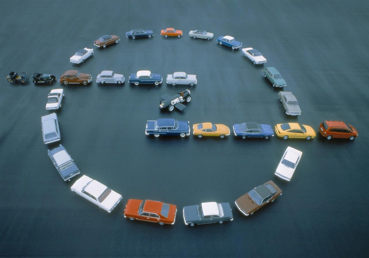 1999 Opel History