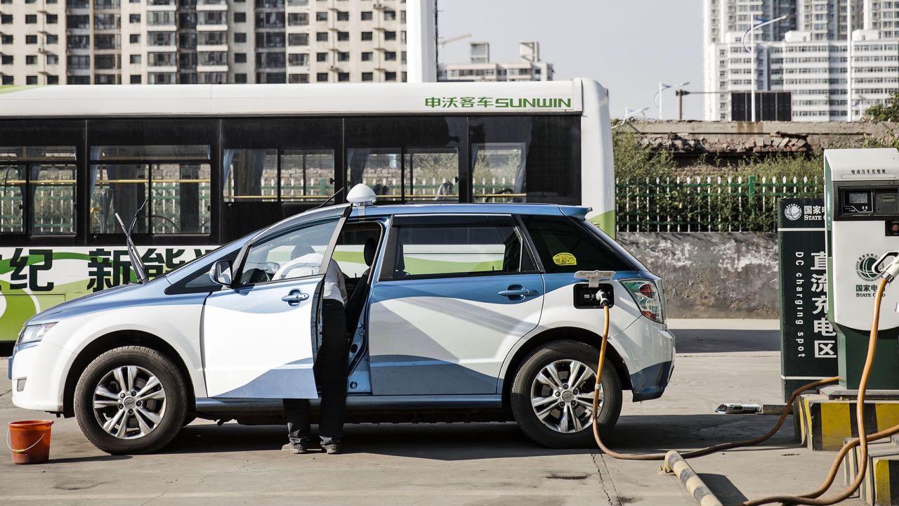 China coche electrico – 1