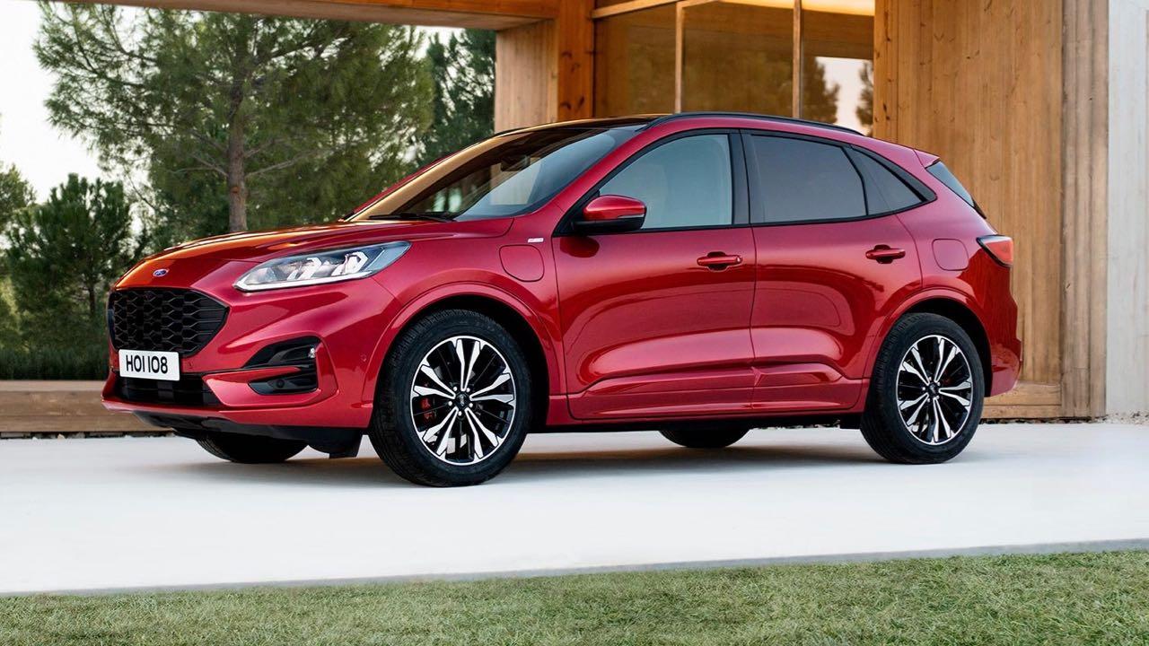 Ford Kuga 2020 – 7