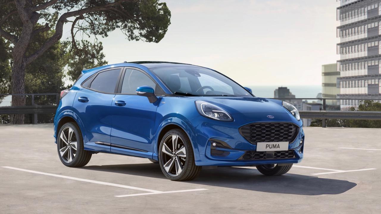Ford Puma 2020 – 4