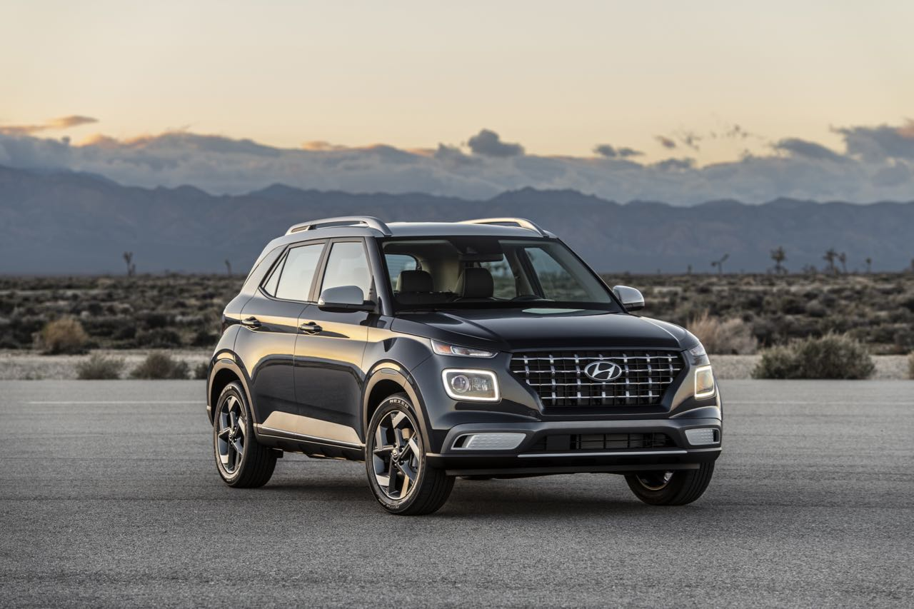 Hyundai Venue 2020 USA – 10