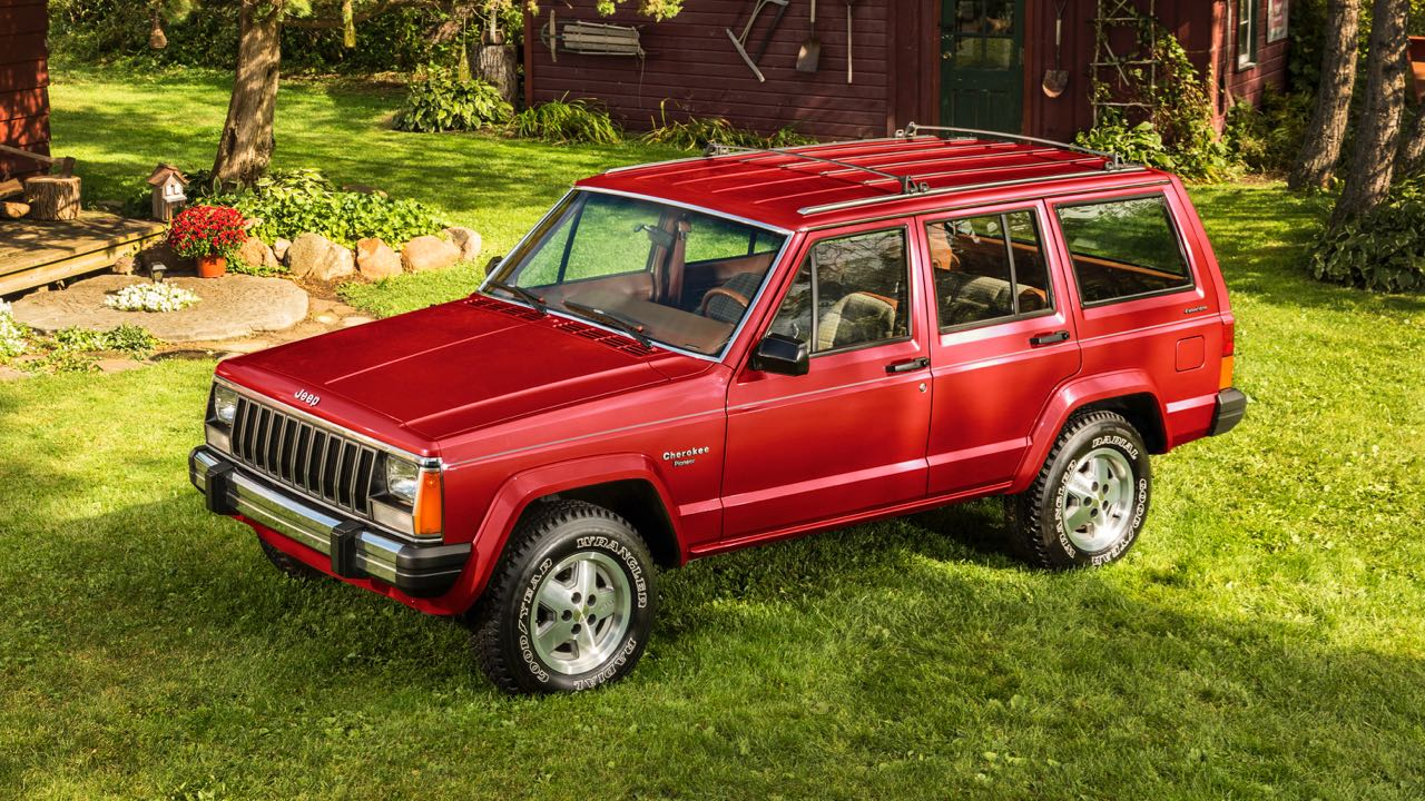 Jeep Cherokee historia – 2