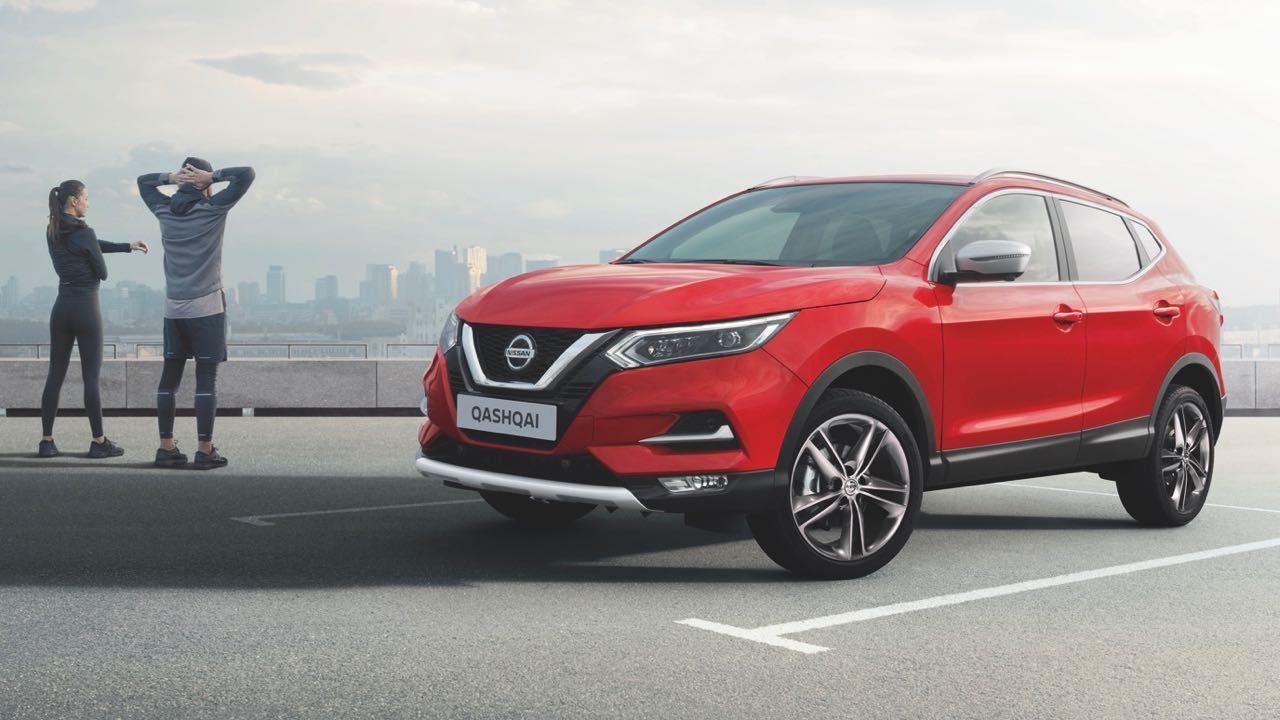 Nissan Qashqai N-Motion 2019 – 3