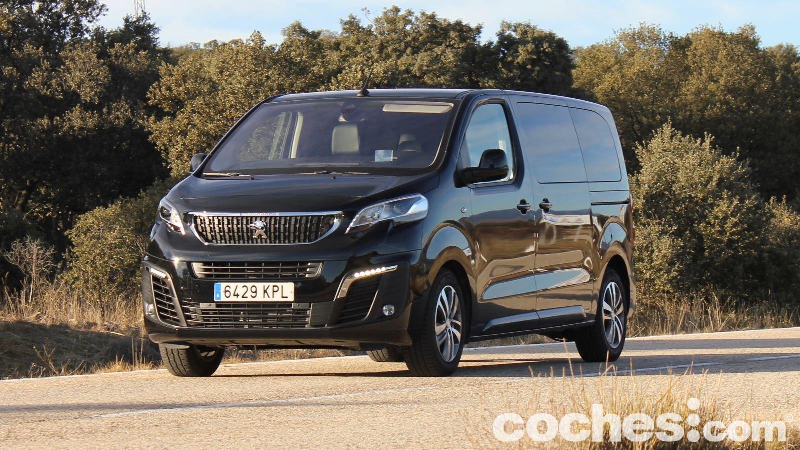 Peugeot Traveller prueba – 12
