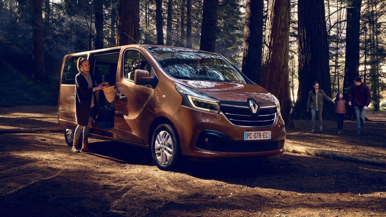 2019 – Nouveau Renault TRAFIC