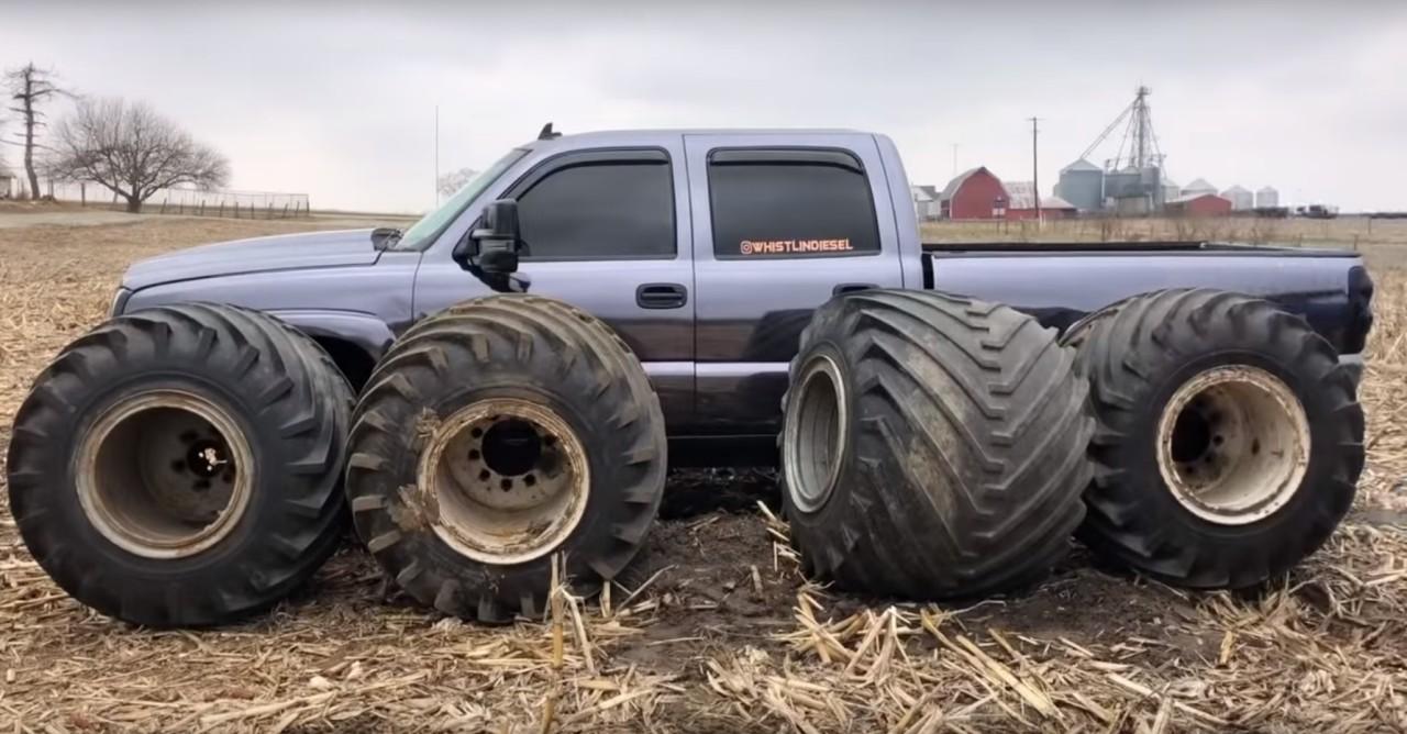 Silverado Tractor