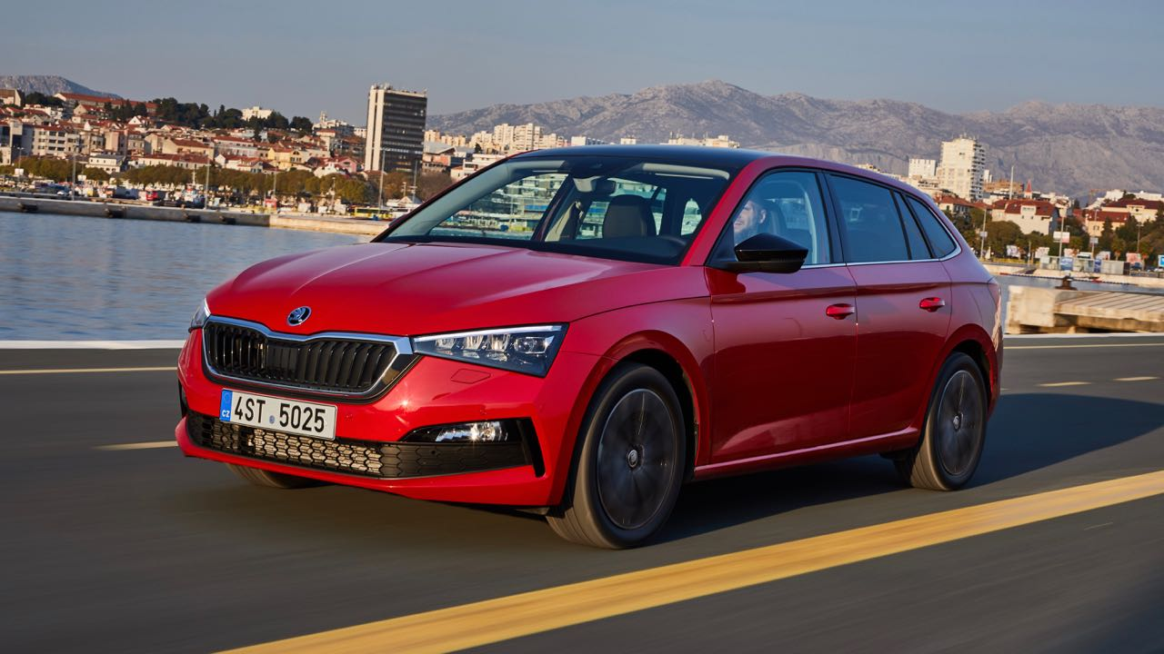 Skoda Scala First Edition 2019 – 1
