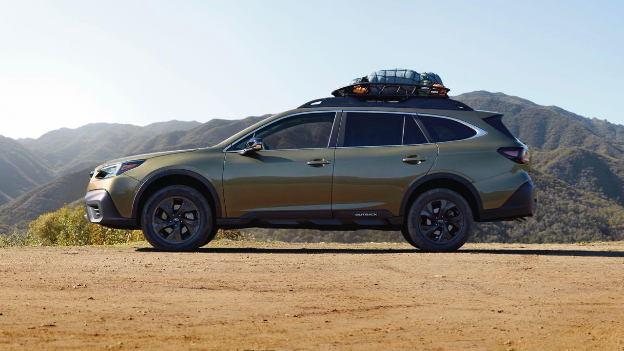 Subaru Outback 2020 USA – 8