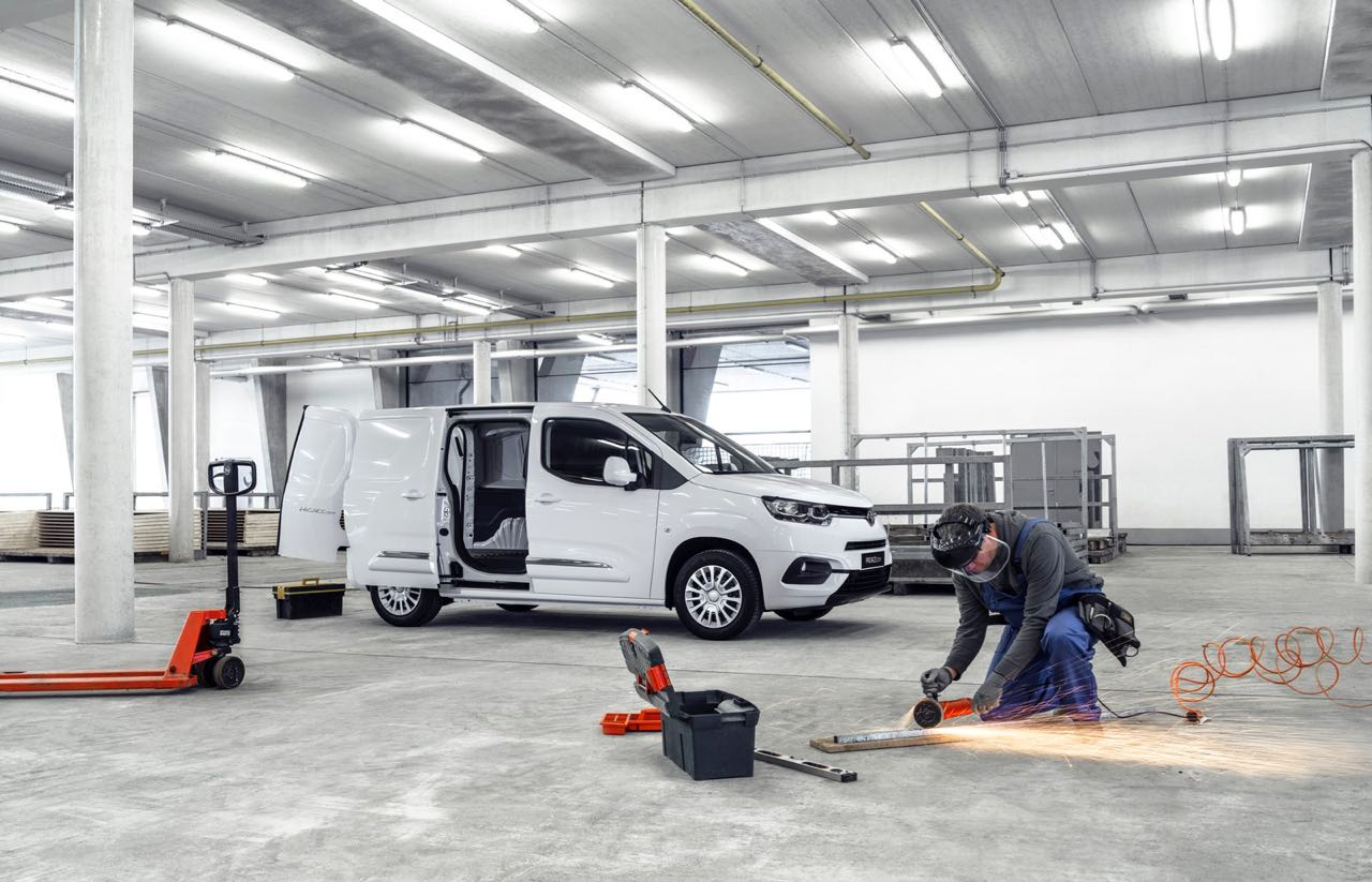Toyota Proace City Van 2020 – 9