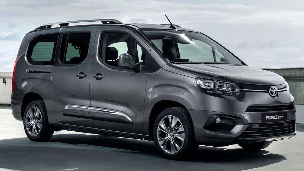 Toyota Proace City Verso 2020 – 2