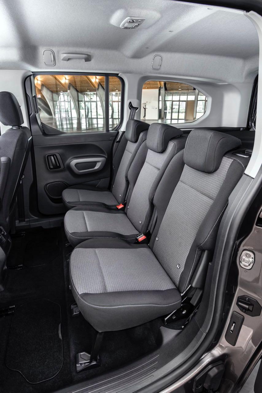Toyota Proace City Verso 2020 Motores Equipamientos