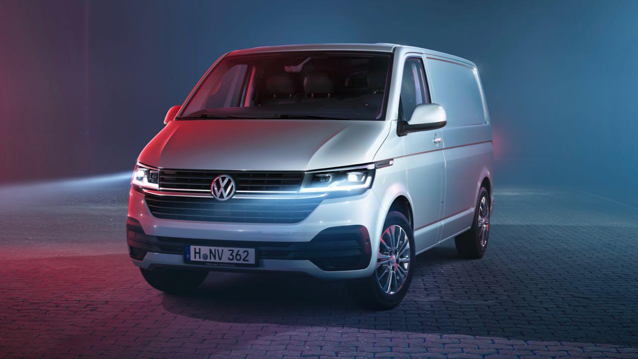 Volkswagen Transporter 2020 – 1