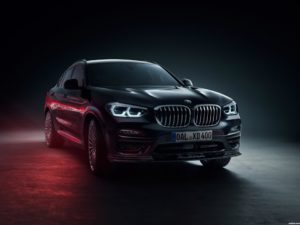 BMW Alpina XD4 Allrad G02 2018