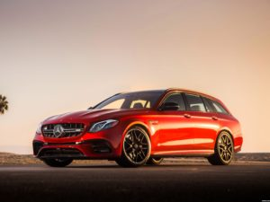Mercedes-AMG E63 S 4Matic 2017