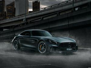 Mercedes-AMG GT-R Australia 2017