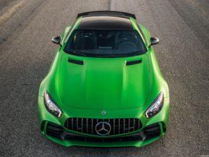 Mercedes-AMG GT-R USA 2017