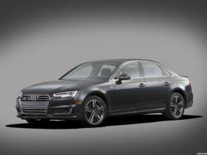 Audi A4 2.0 TFSI Quattro S Line USA 2016
