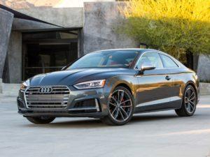 Audi S5 USA 2017