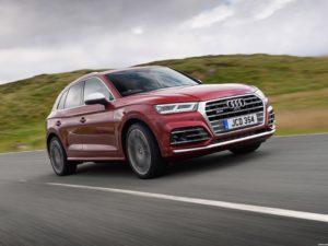 Audi SQ5 3.0 TFSI UK  2017