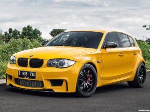 BMW Serie 1 M Posma 2015