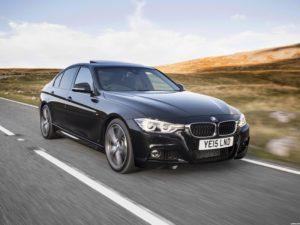 BMW Serie 3 340i M Sport UK 2015