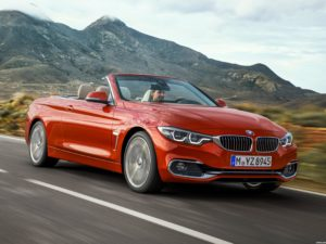 BMW Serie 4 Cabrio 430i Luxury Line 2017